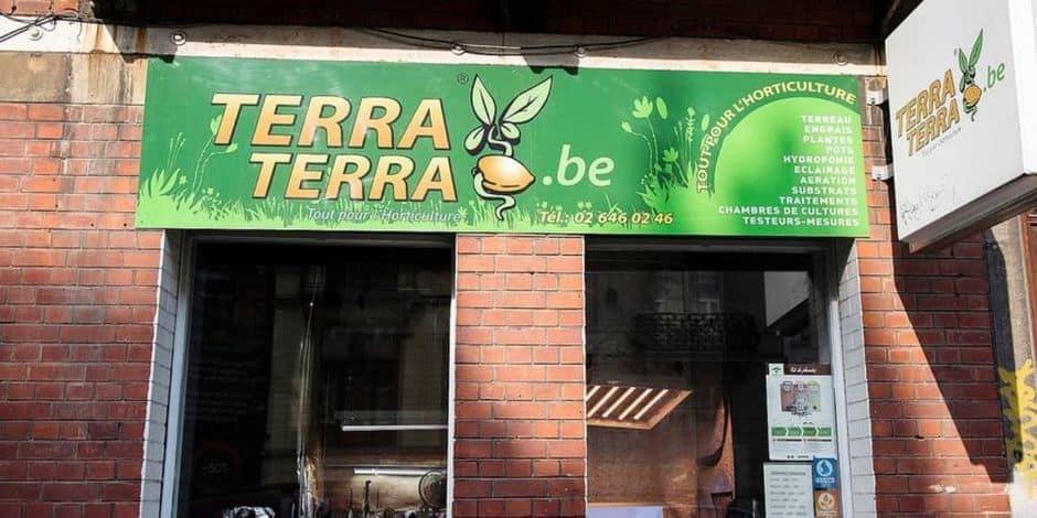 La société Terra Terra devant le tribunal, accusée d'avoir favorisé la production de cannabis