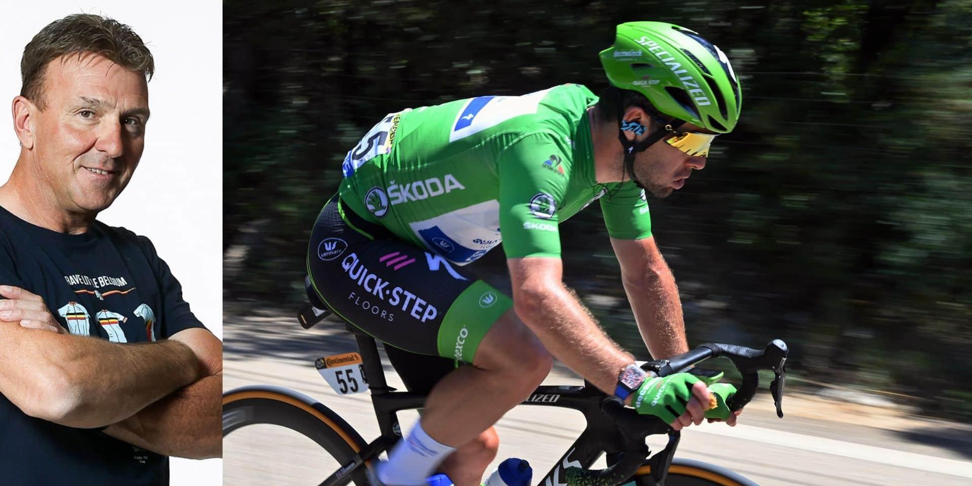 """L'avis de Johan Museeuw sur le Tour: """"Ce n'est peut-être pas encore fini pour Cavendish"""""""