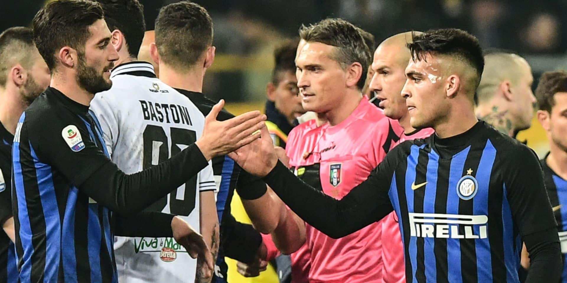 Serie A: Naples accroché, l'Inter Milan se réveille