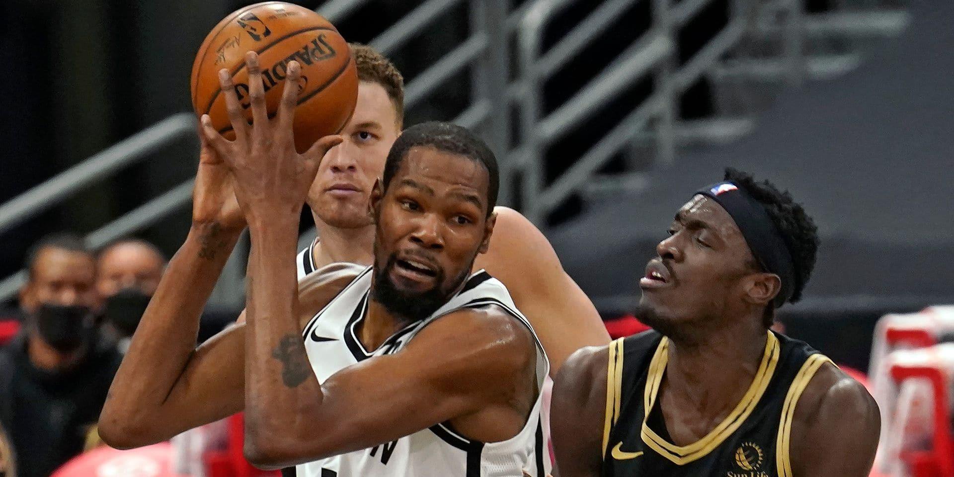NBA: Les Nets qualifiés pour les play-offs, OKC surprend Boston