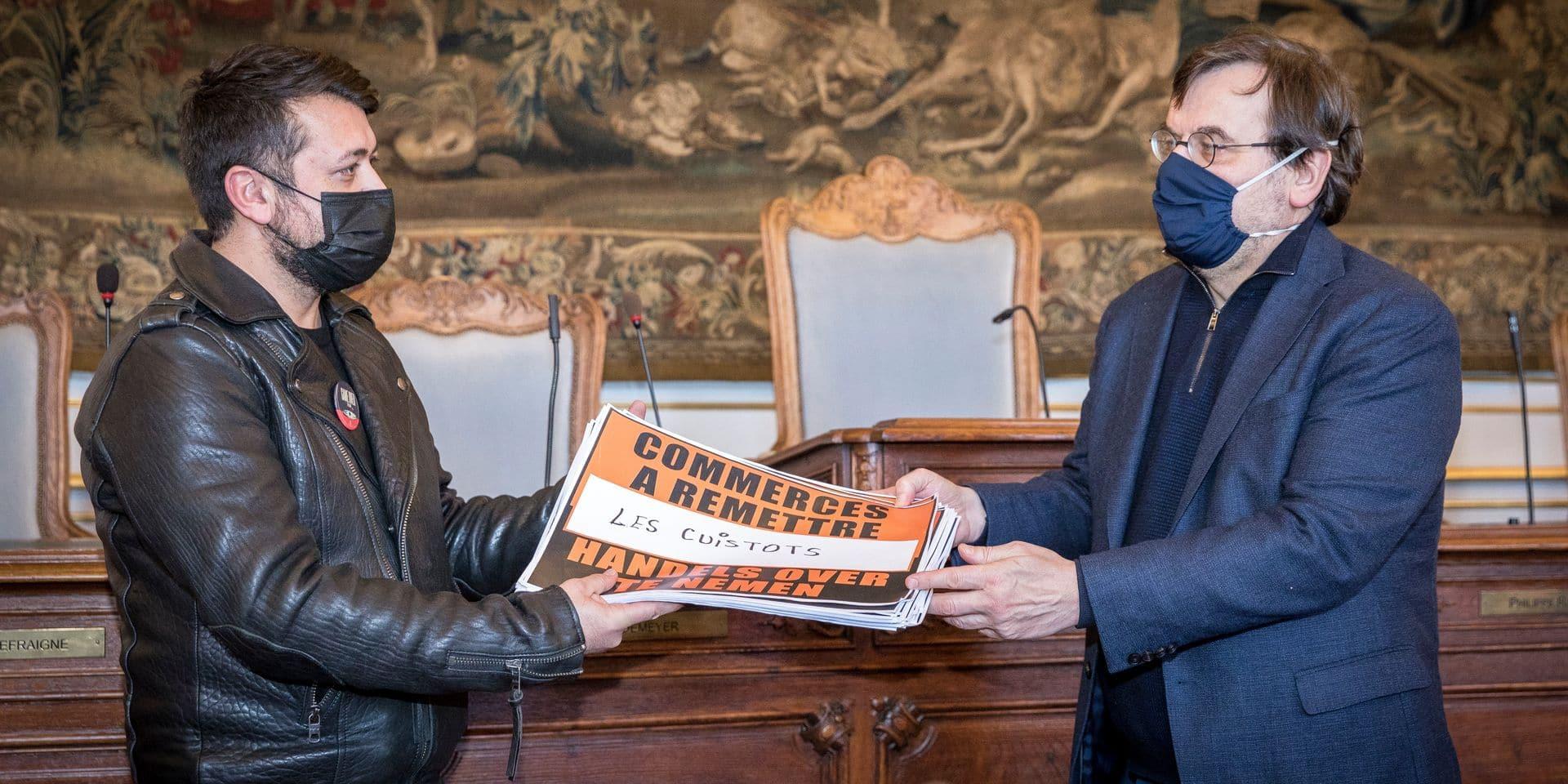 15,7 millions pour la relance de Liège