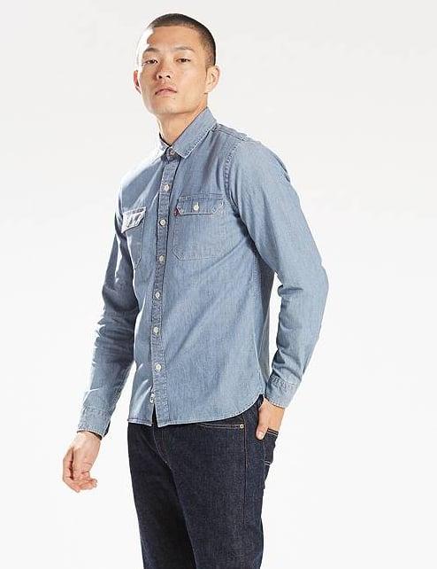 Levi's. Jackson worker shirt.        79,95 euros