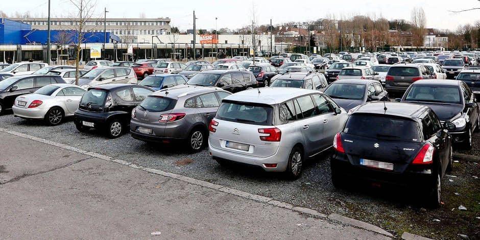Uccle : 12 millions pour la création d'un parking de dissuasion à Stalle