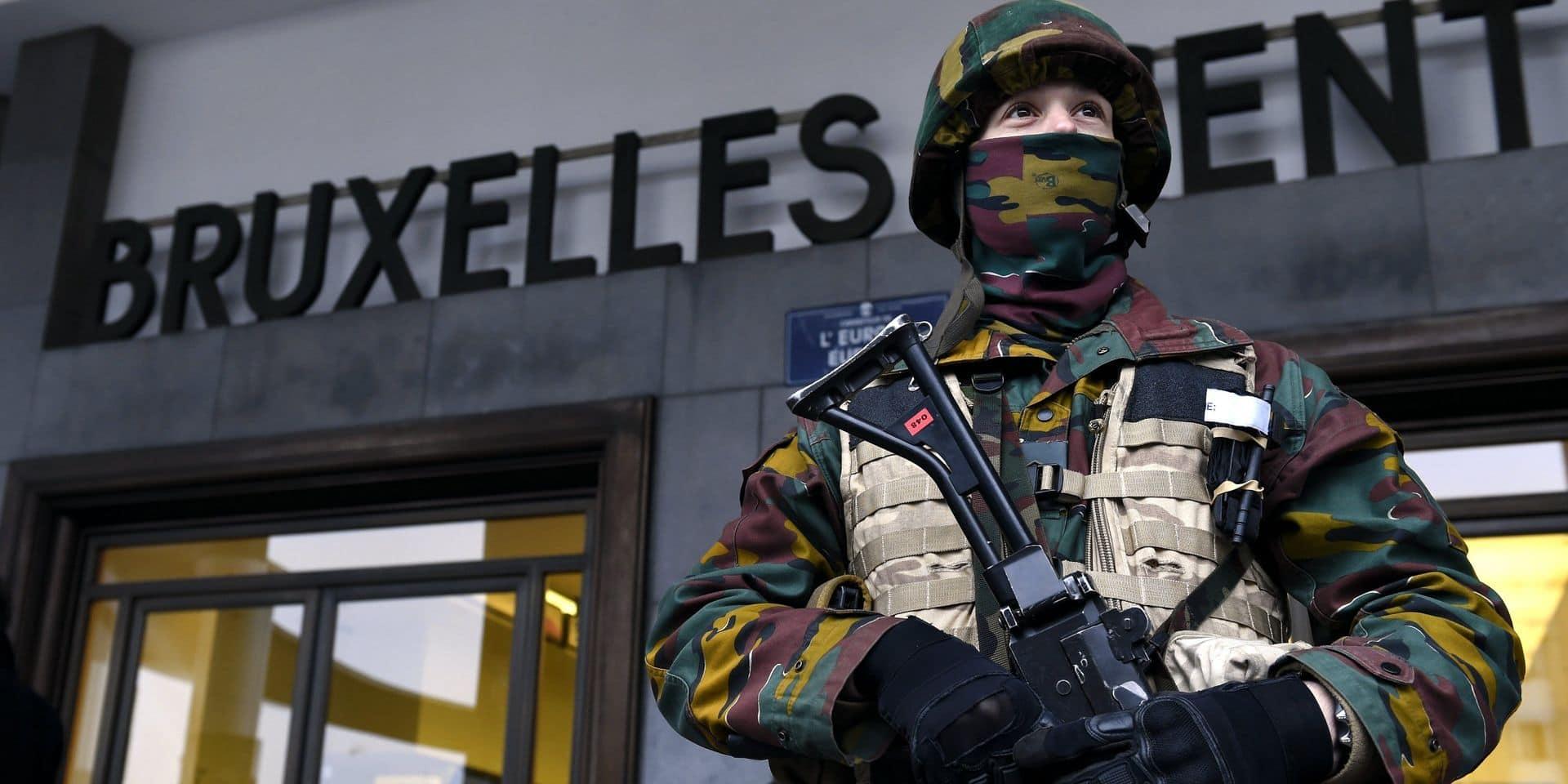 Après 6 ans, les militaires se retirent des gares, aéroports et métros