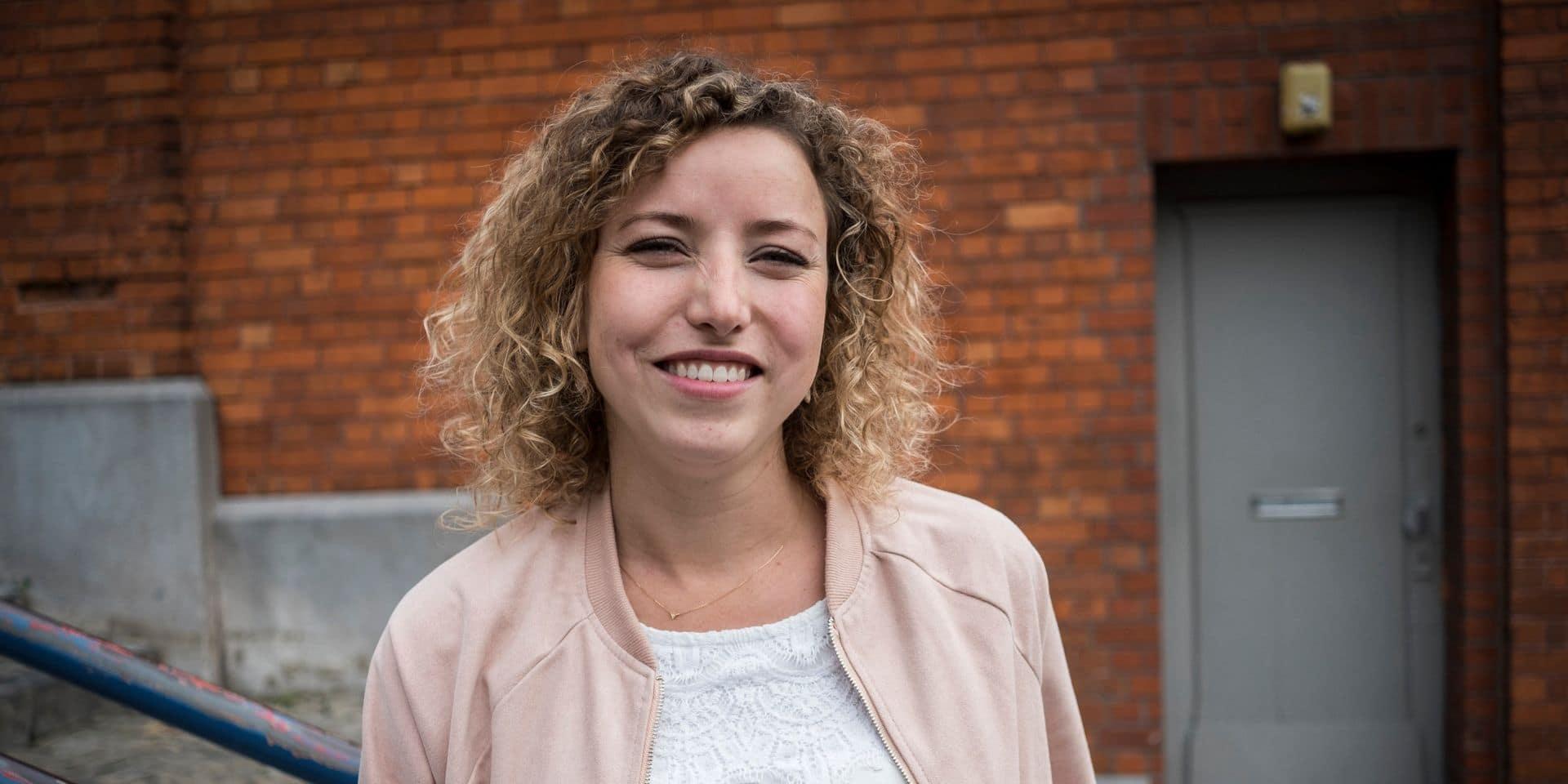Sarah Schlitz, une jeune députée liégeoise et combative entre au gouvernement