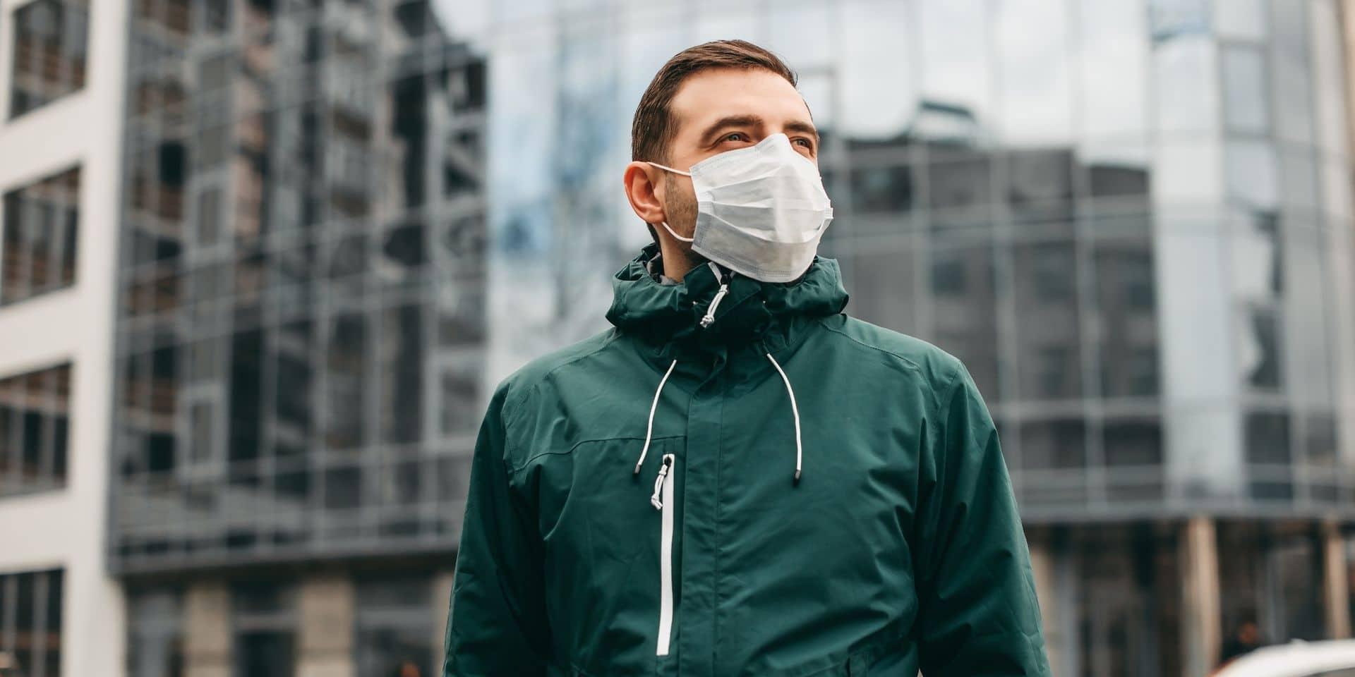 La Dernière Humeur: ce masque qui nous étouffe