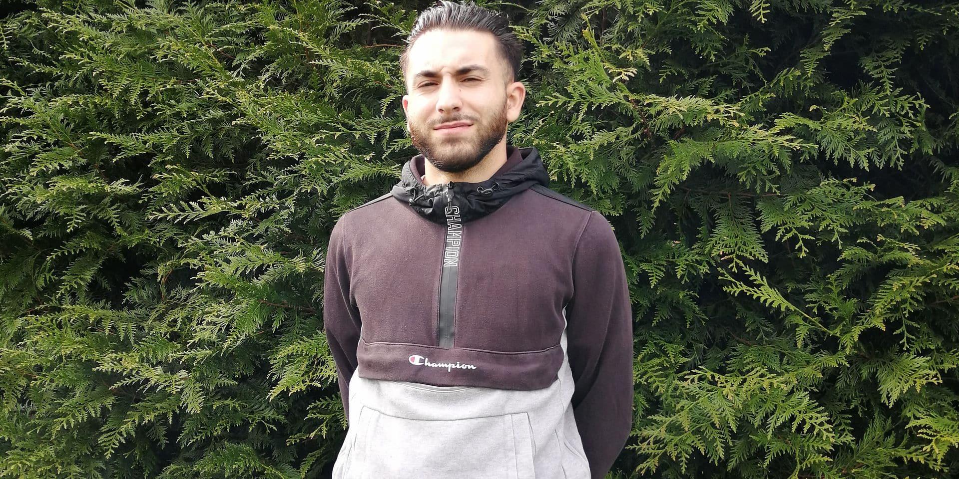 """Hadjeb Allan a rejoint Hornu: """"Je voulais revenir dans ma région"""""""