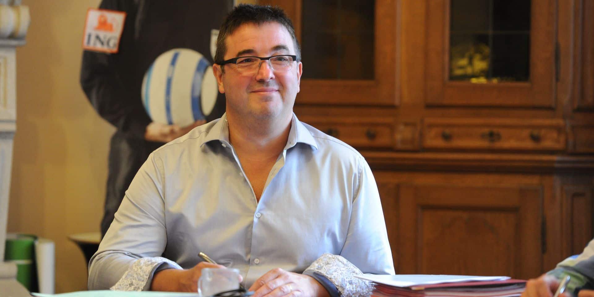 Guy Van Binst, manager régional du Luxembourg, depuis 40 ans au service du football