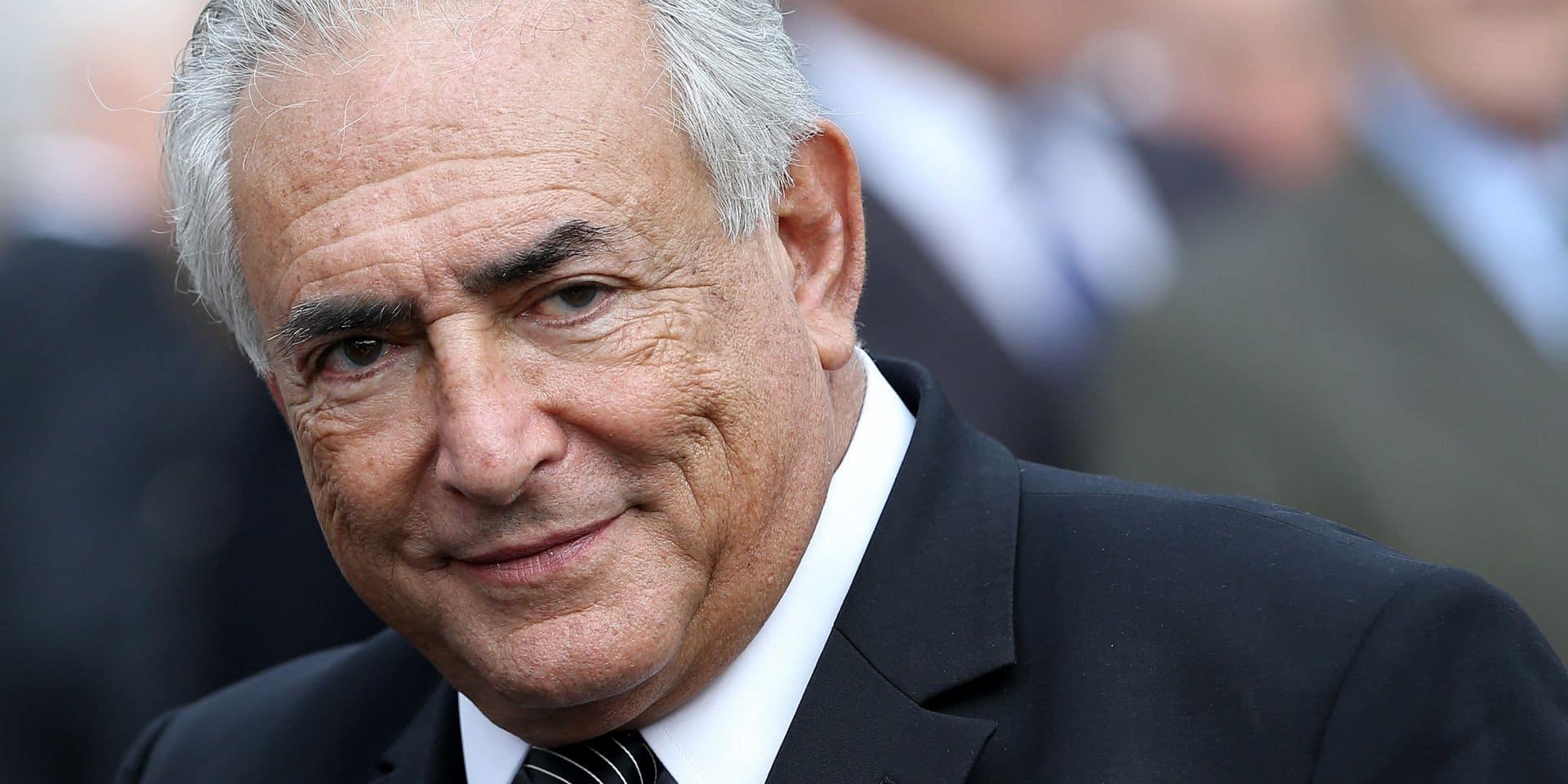 """Dominique Strauss-Kahn se définit en """"brexiter"""": """"C'est très bien que les Anglais fassent leur chemin de leur côté"""""""