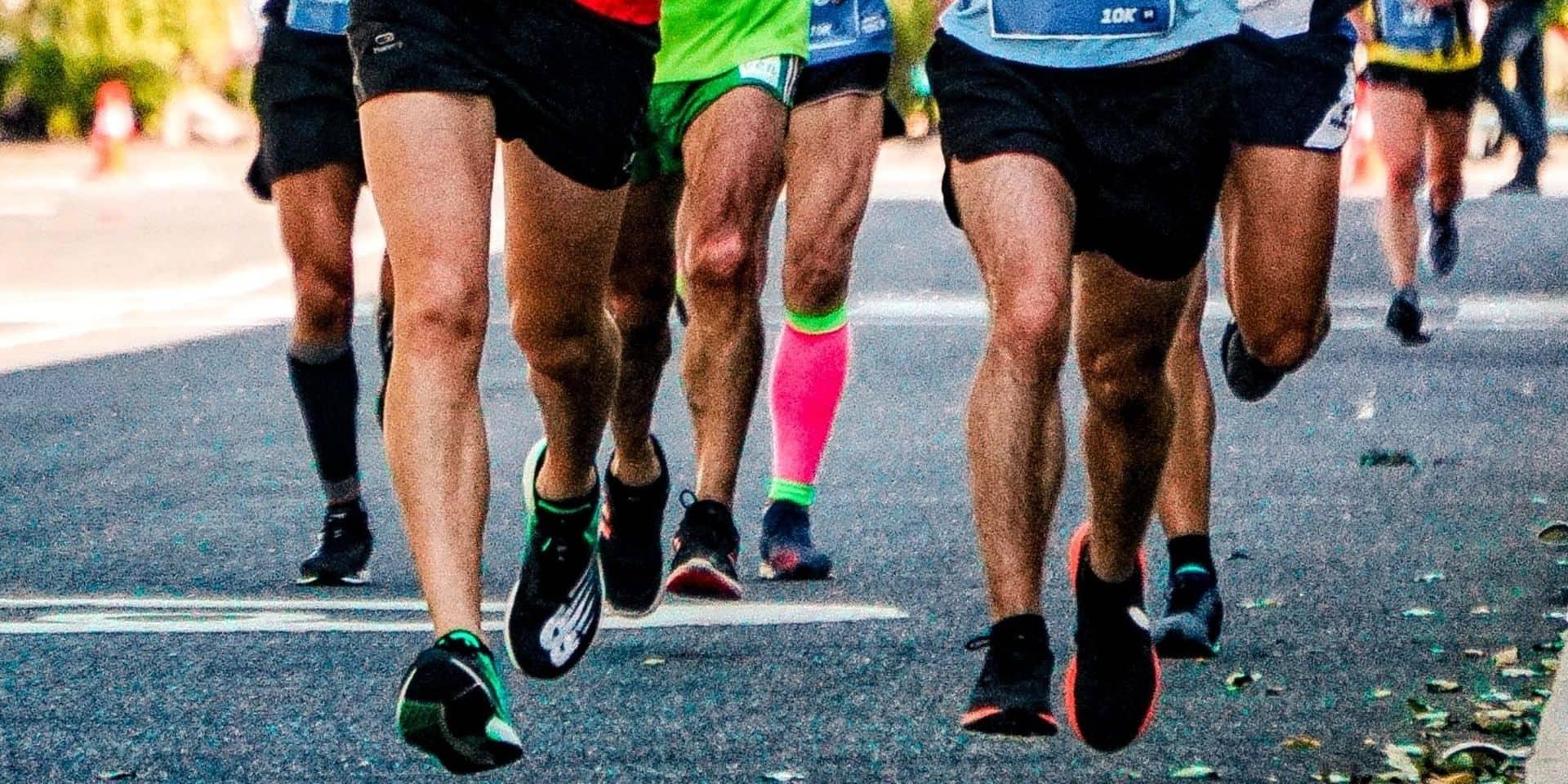 """Marathon de Rotterdam et Coronavirus: """"Si vous avez 38 degrés de fièvre..."""""""