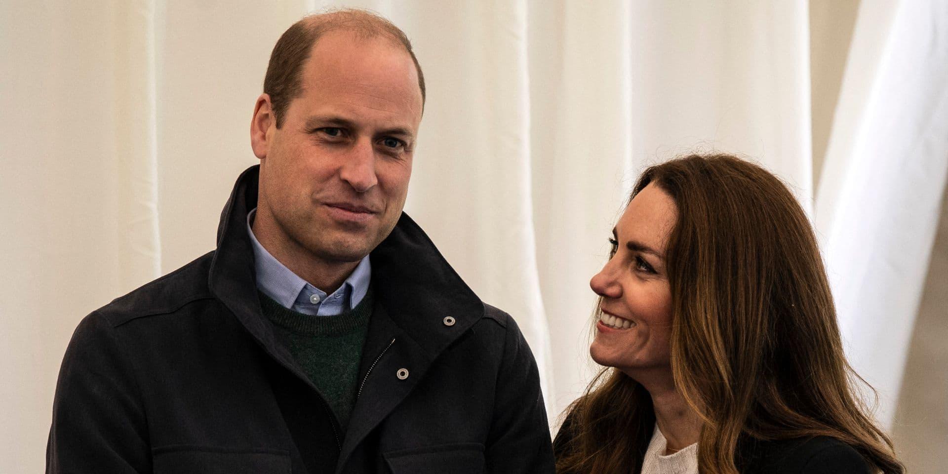 20 ans après, Kate Middleton et le prince William retournent là où tout a commencé pour eux