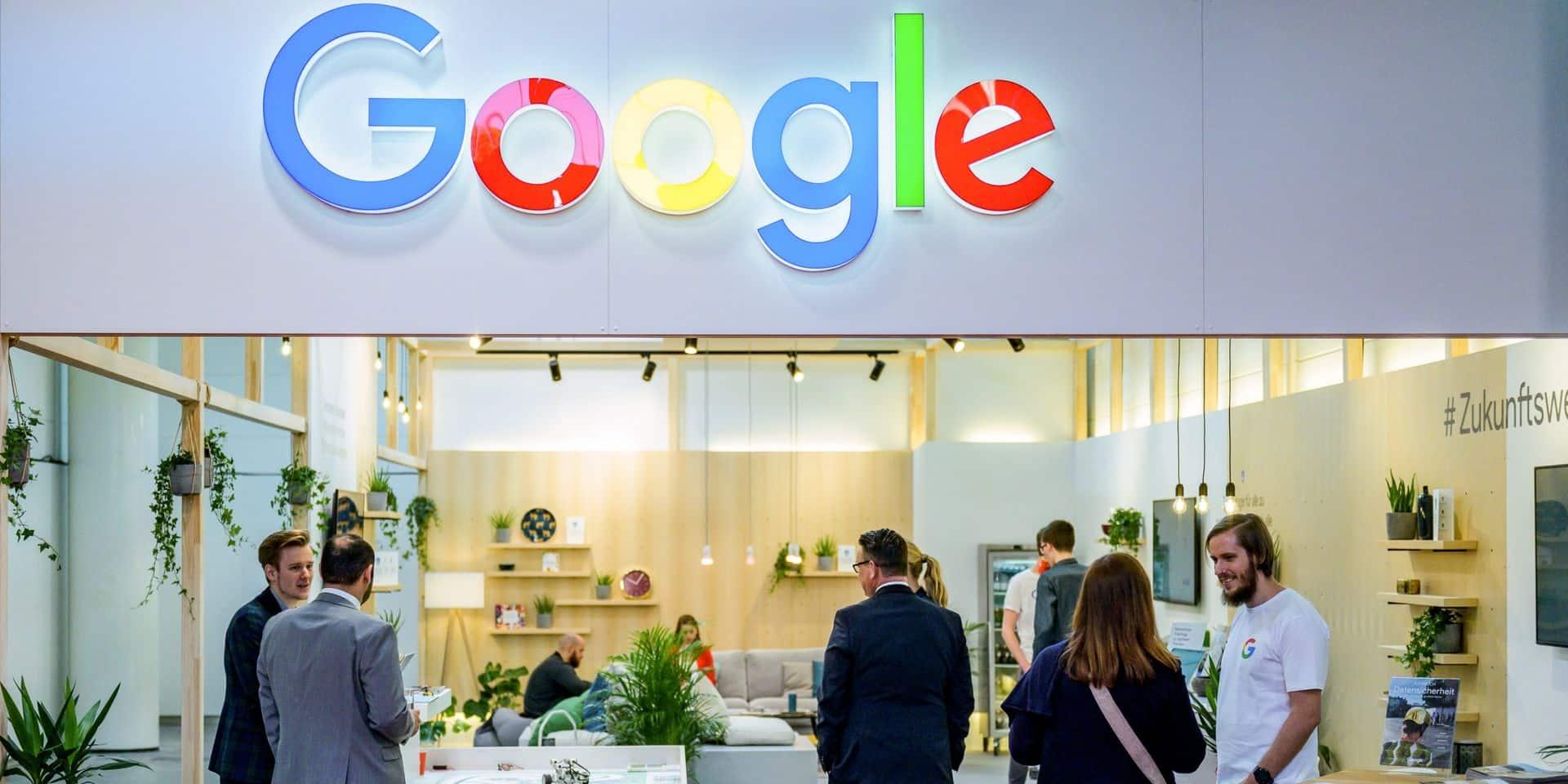 Le nouveau pari de Google Belgique : vous aider à trouver un emploi !