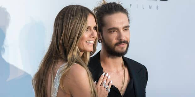 Heidi Klum officialise avec Tom Kaulitz à Cannes - La DH