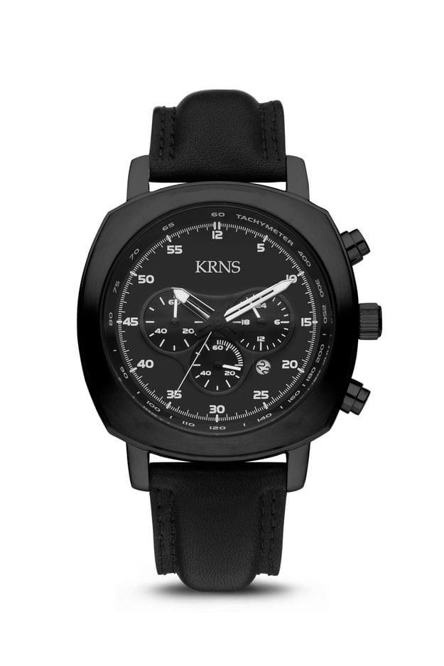 Un chrono bien classe, bien mâle, signé KRNS, 189€