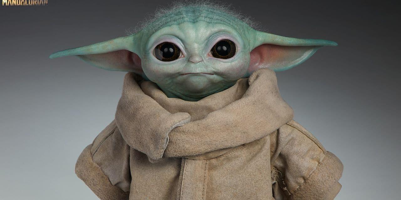 Arrêtez tout, Baby Yoda en taille réelle arrive (PHOTOS)