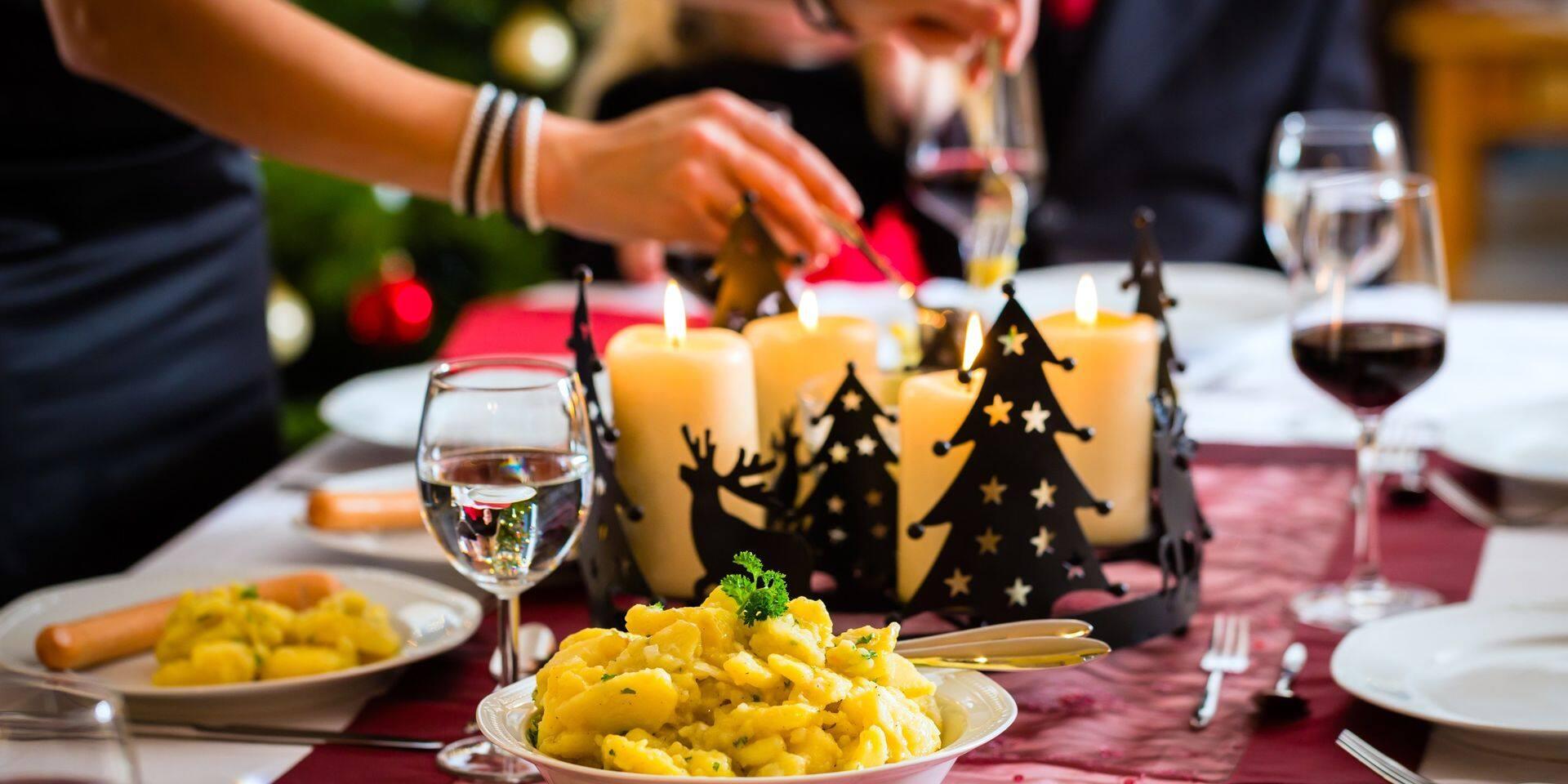 """Un Belge sur trois ne célébrera pas Noël dans """"un cercle limité"""""""