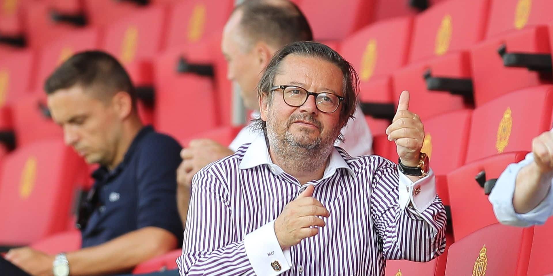 Le RSCA aura sa licence l'an prochain: les actionnaires comblent un trou de 5 millions d'euros pour sauver le club