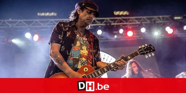 Camp Bestival 2019 - Day 1 - Performances Featuring: Phil Campbell, The Bastard Sons Where: East Lulworth, Dorset, United Kingdom When: 26 Jul 2019 Credit: <> **ONLY AVAILABLE FOR THE USA** Reporters / Wenn