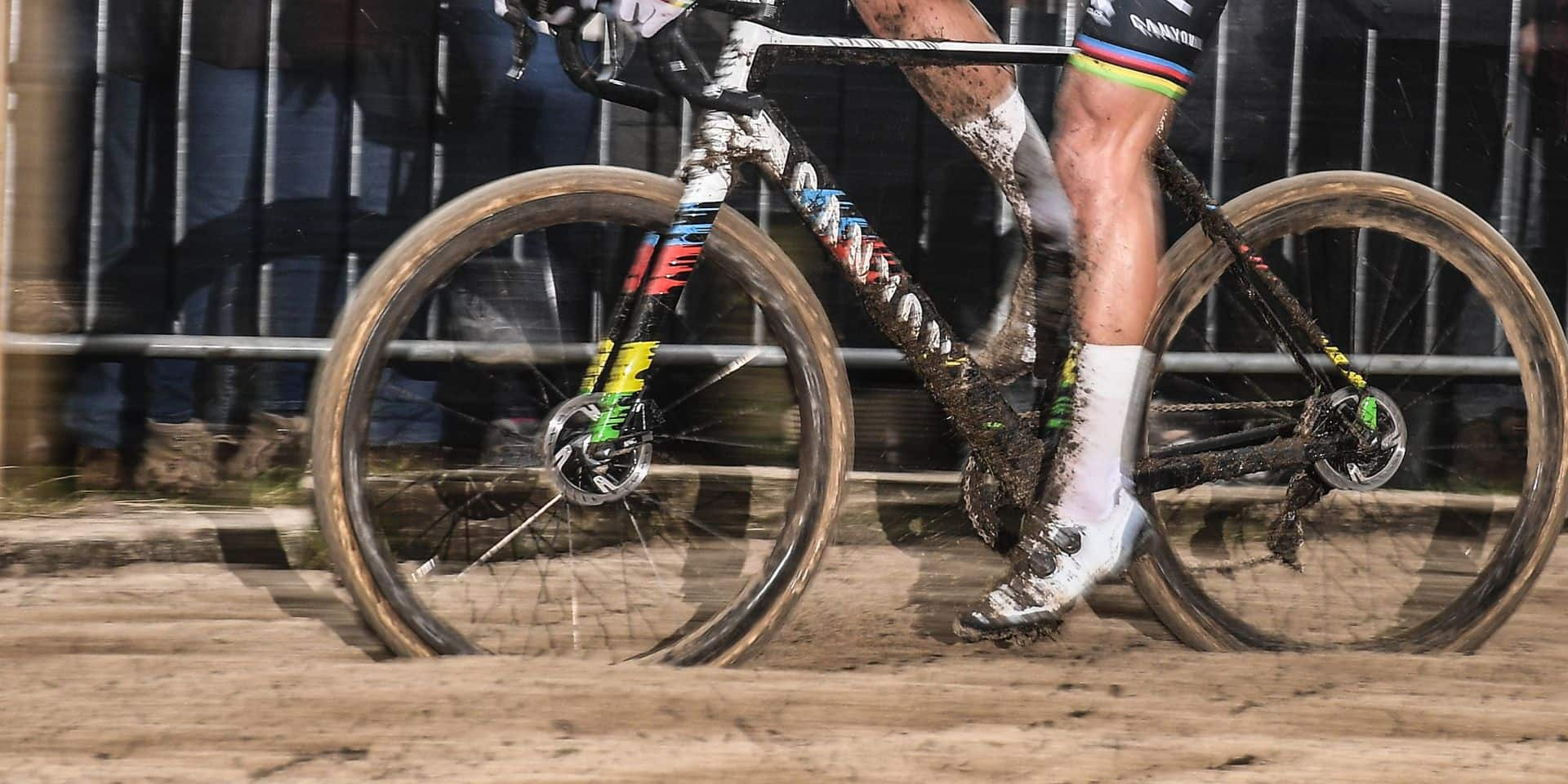 La manche de coupe du monde de cyclo-cross à Coxyde annulée