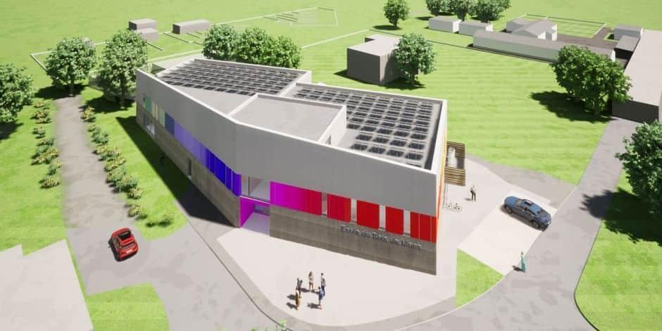 École du Parc du Bois de Mons: Les travaux devraient commencer en 2022