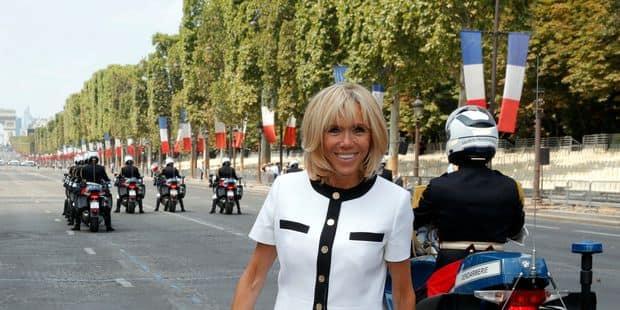 Ce que coûte Brigitte Macron à l'Elysée - La DH