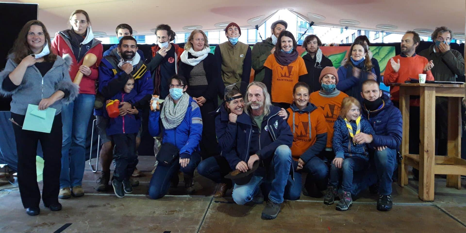 Lancement d'une campagne à Ottignies-Louvain-la-Neuve pour soutenir 11 projets citoyens et durables