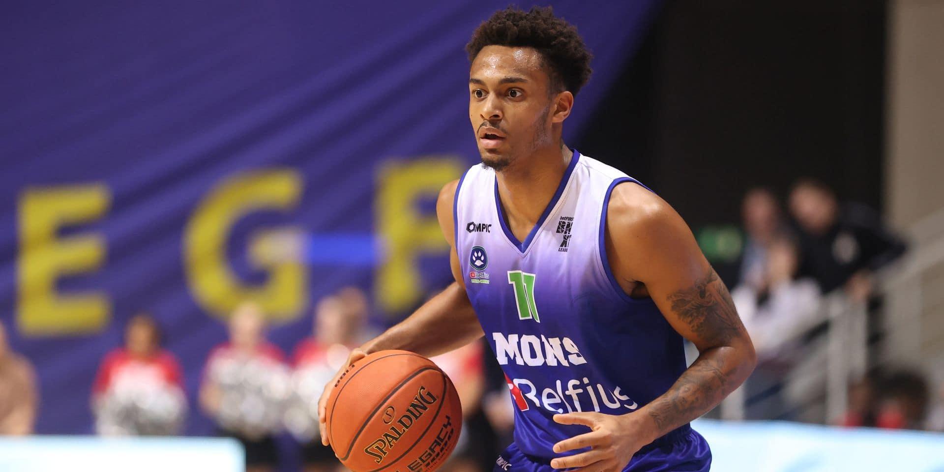 Mons n'est pas là pour faire de la figuration en FIBA Europe Cup