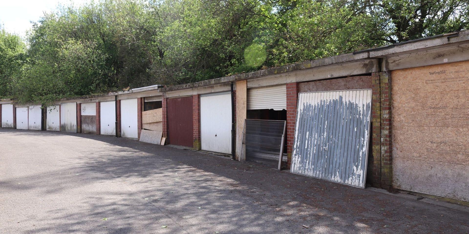 Ans : démolition de 75 garages inoccupés dans la cité Vandevelde