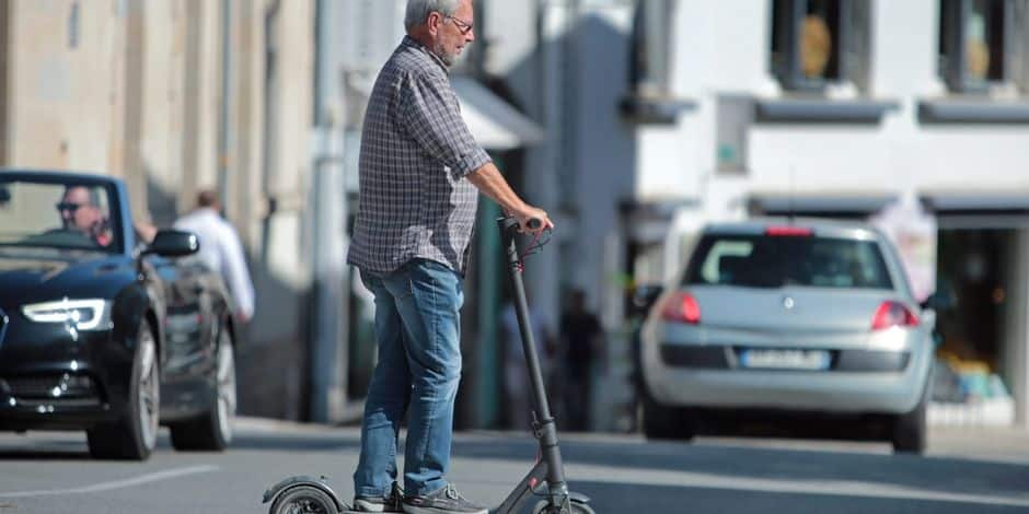 Mons : pas de trottinettes électriques en vue, mais des vélos partagés