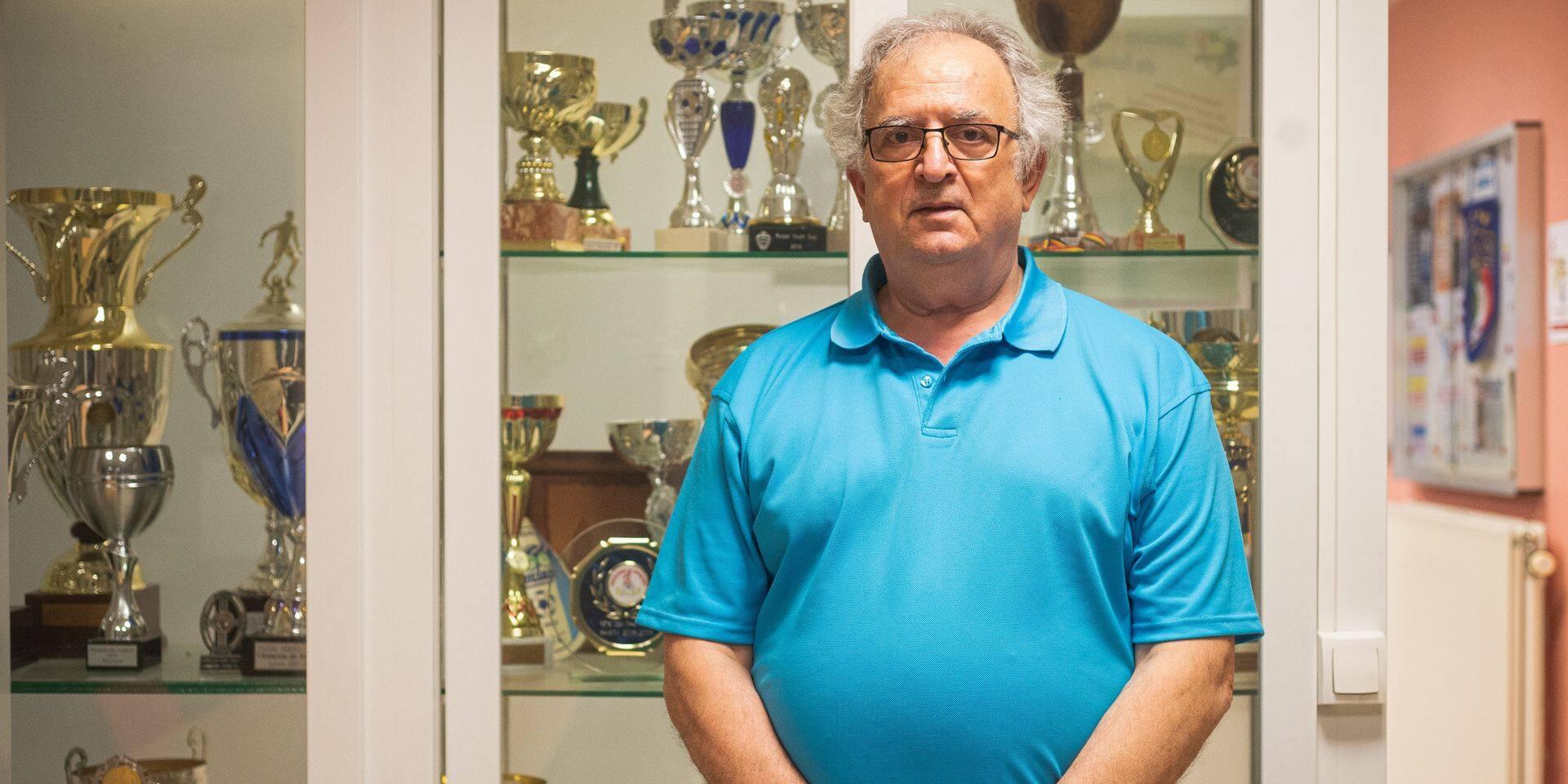 Georges Kalyvas : la genèse du futsal carolo
