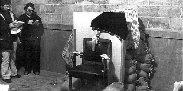 Usa une ex cution sur la chaise lectrique pr vue dans le tennessee la dh - Execution chaise electrique ...