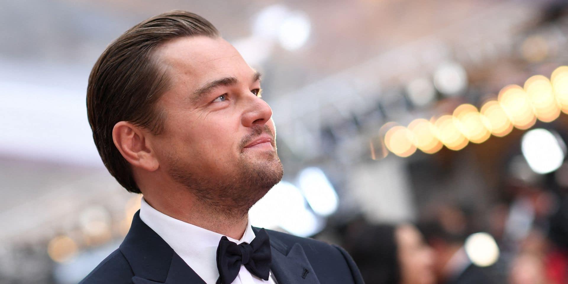Leonardo DiCaprio offre une somptueuse villa à la vraie femme de sa vie