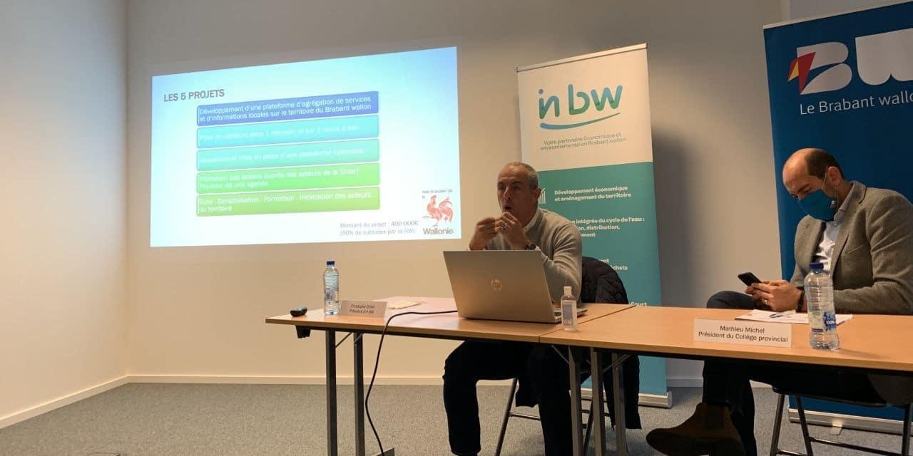 La Province et inBW veulent préparer la révolution numérique avec les communes