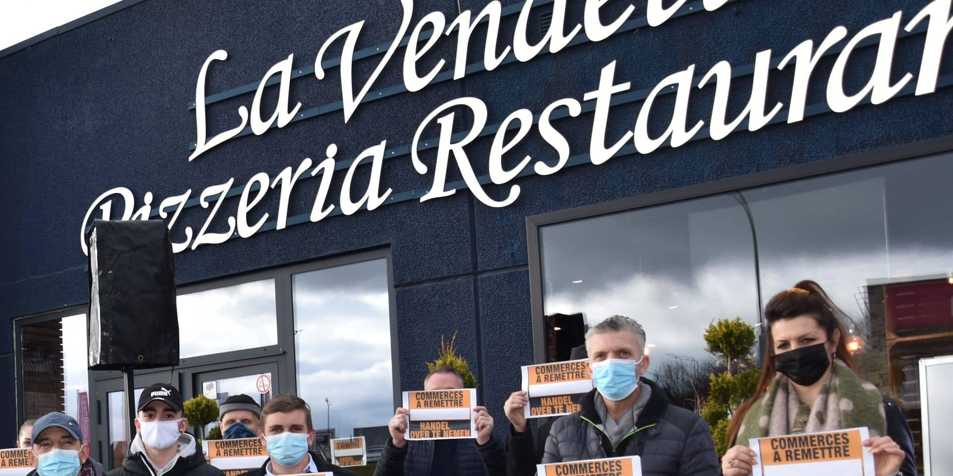 """Libramont : pas de réouverture des restaurants ? """"Chaos total et révolte dans l'Horeca"""""""