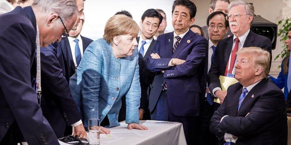 "Angela Merkel, ""l'inoxydable"" chancelière"
