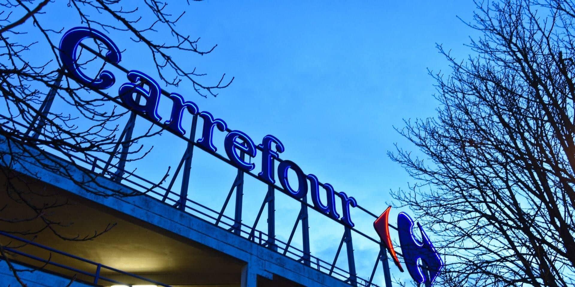 Carrefour rejette une proposition de rapprochement d'Auchan