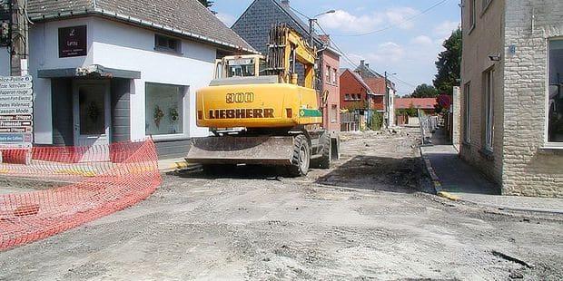 Charleroi: 10,4 millions pour les rues - La DH
