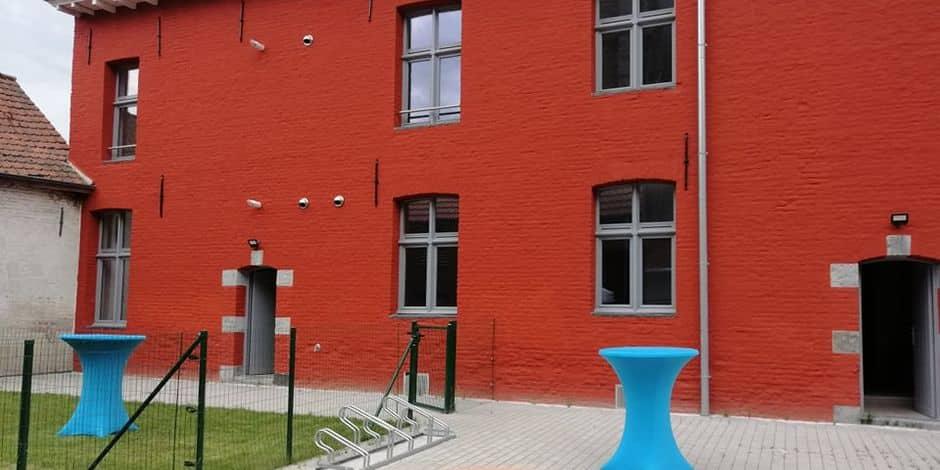 Tournai: 7 nouveaux logements à l'Enclos du Béguinage