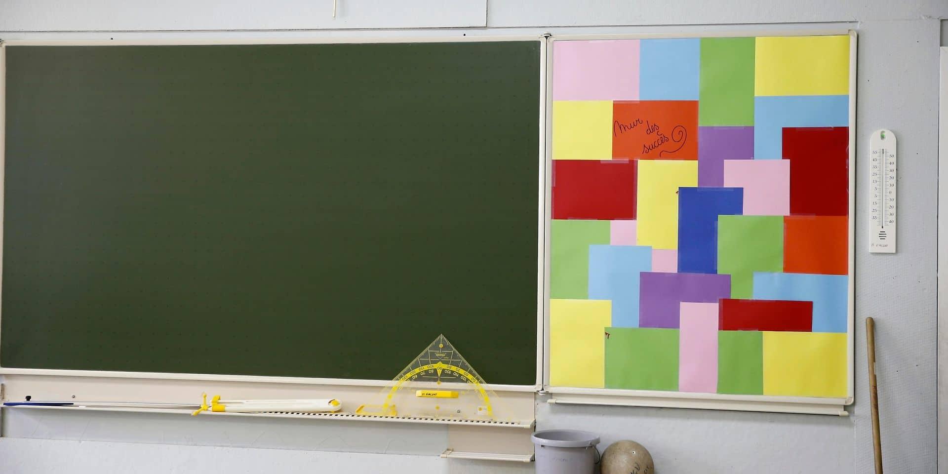 Les infections sont en hausse parmi les élèves et le personnel enseignant en Flandre