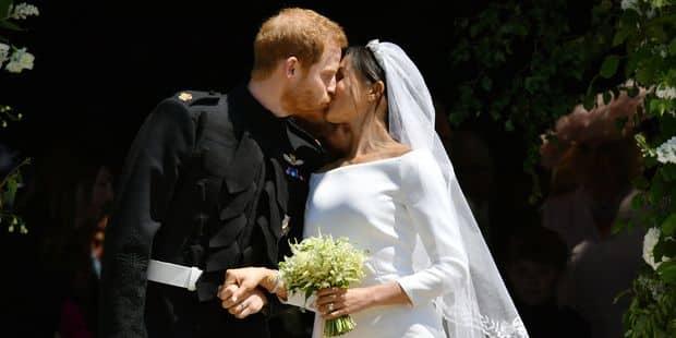 """Meghan et Harry : bientôt le fameux """"baiser sur le balcon"""" à Buckingham Palace ? - La DH"""