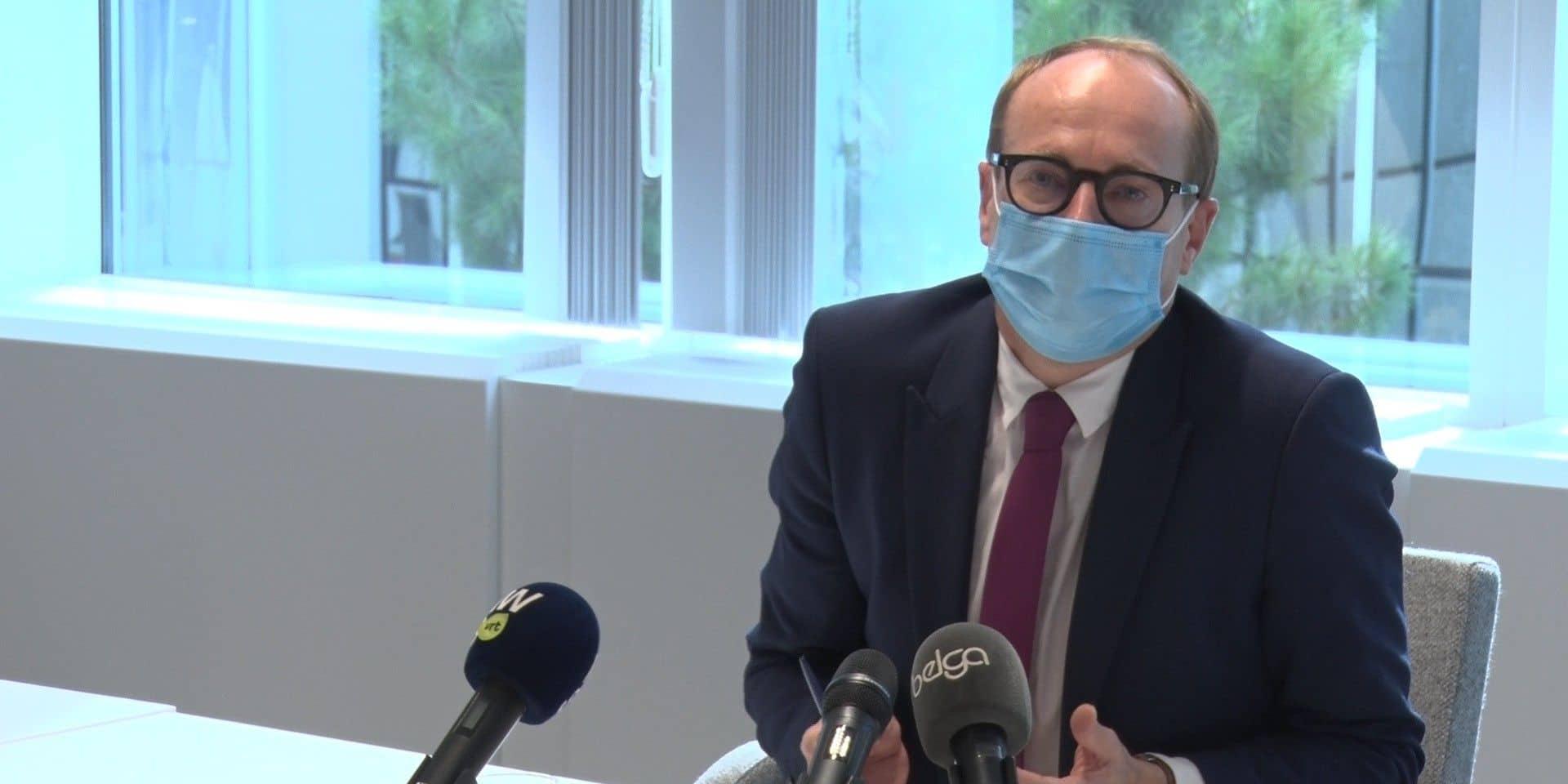 """Ben Weyts révèle l'absence de consensus au sein du gouvernement flamand: """"Nous étions contre une fermeture de l'horeca"""""""
