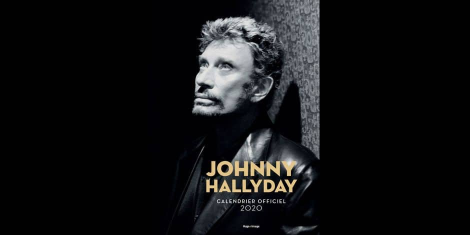 5 calendriers de Johnny Hallyday à Gagner !