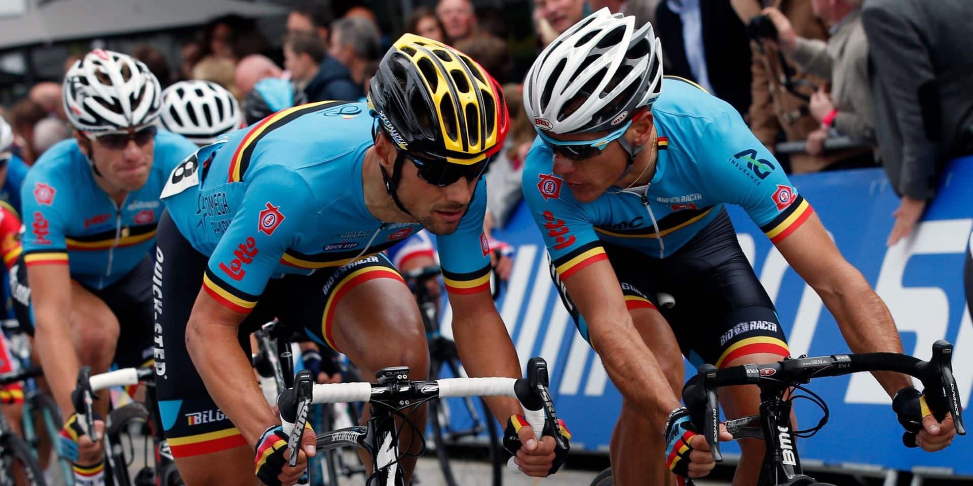 Quiz: êtes-vous incollables sur les championnats du monde de cyclisme ?