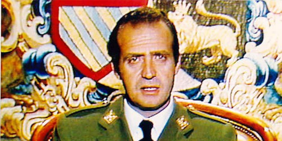 Le jour où Juan Carlos fit échec au coup d'Etat