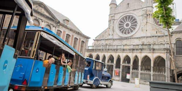 Tournai : une ville à découvrir ce week-end ! - La DH