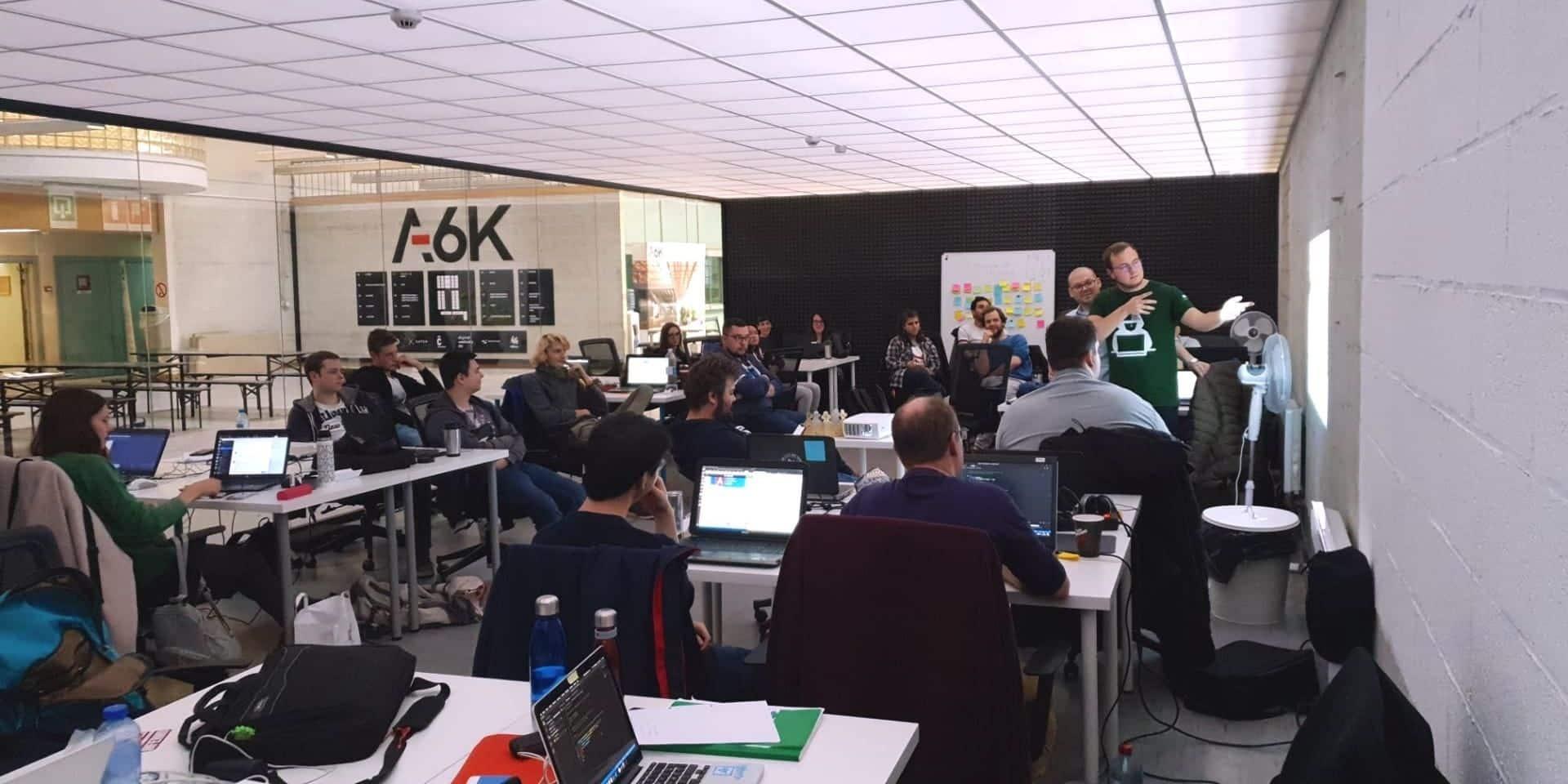 Le centre de formation numérique E6K en mode portes ouvertes