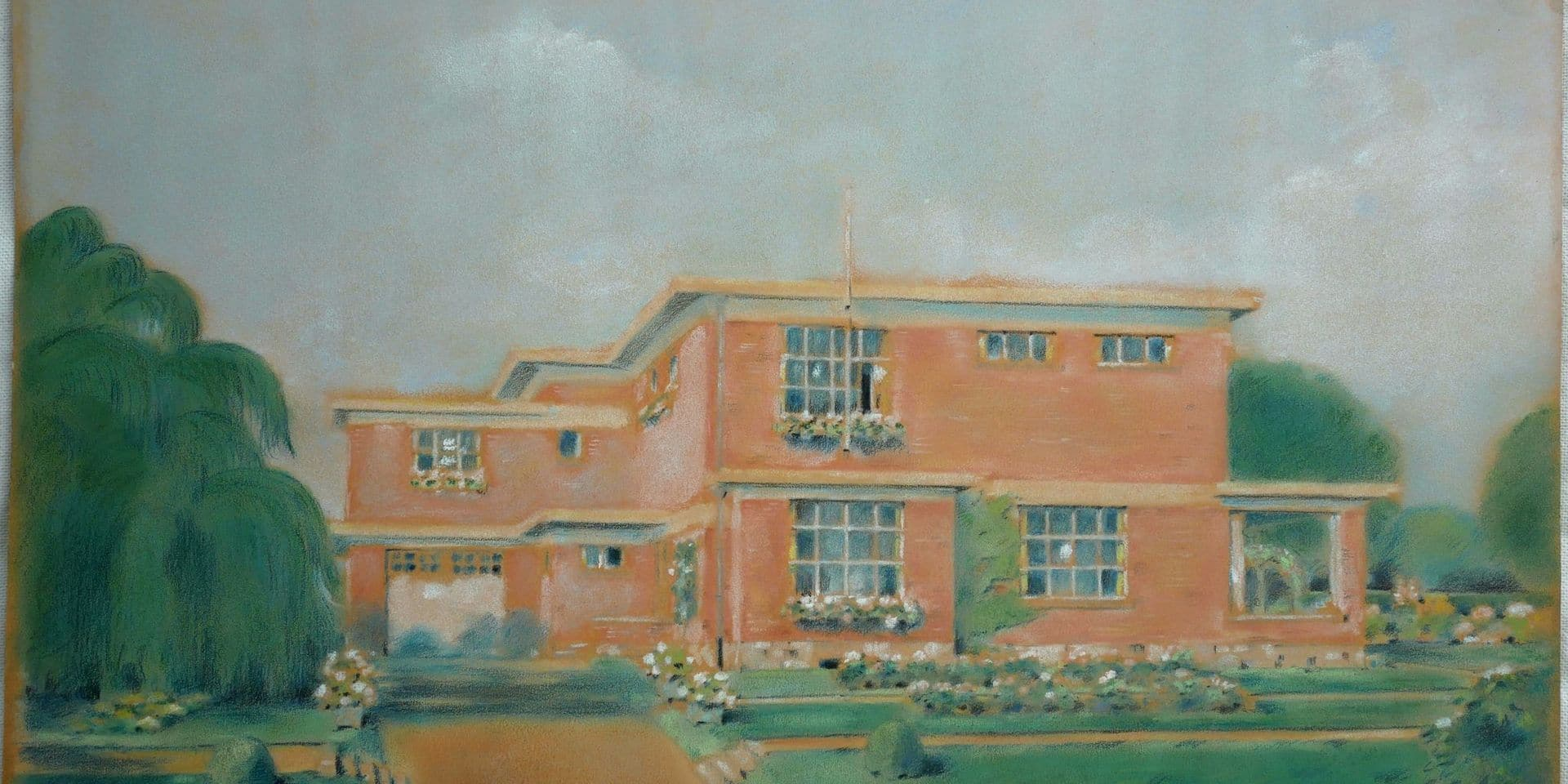 Une exposition consacrée à l'architecte verviétois Albert-Charles Duesberg