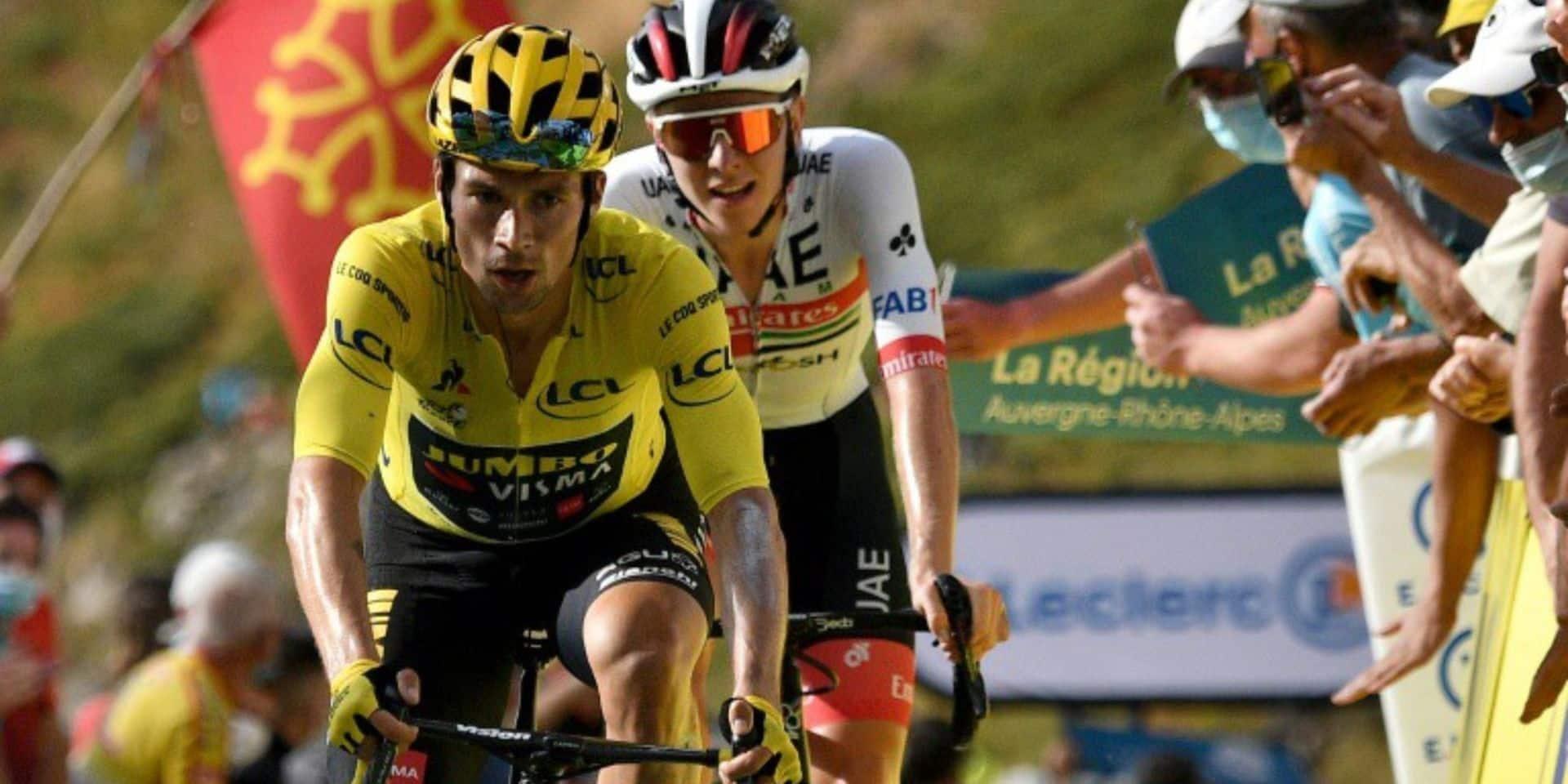 Audience télé: Le Covid n'a pas la peau du Tour de France