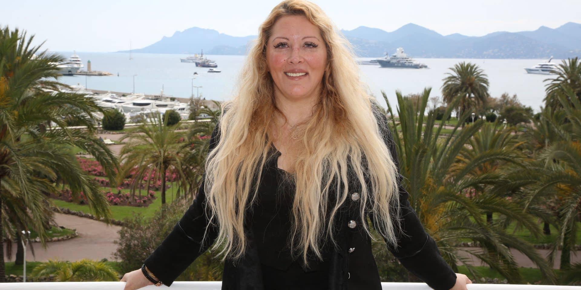 Exclusive - Cannes - Loana Portrait