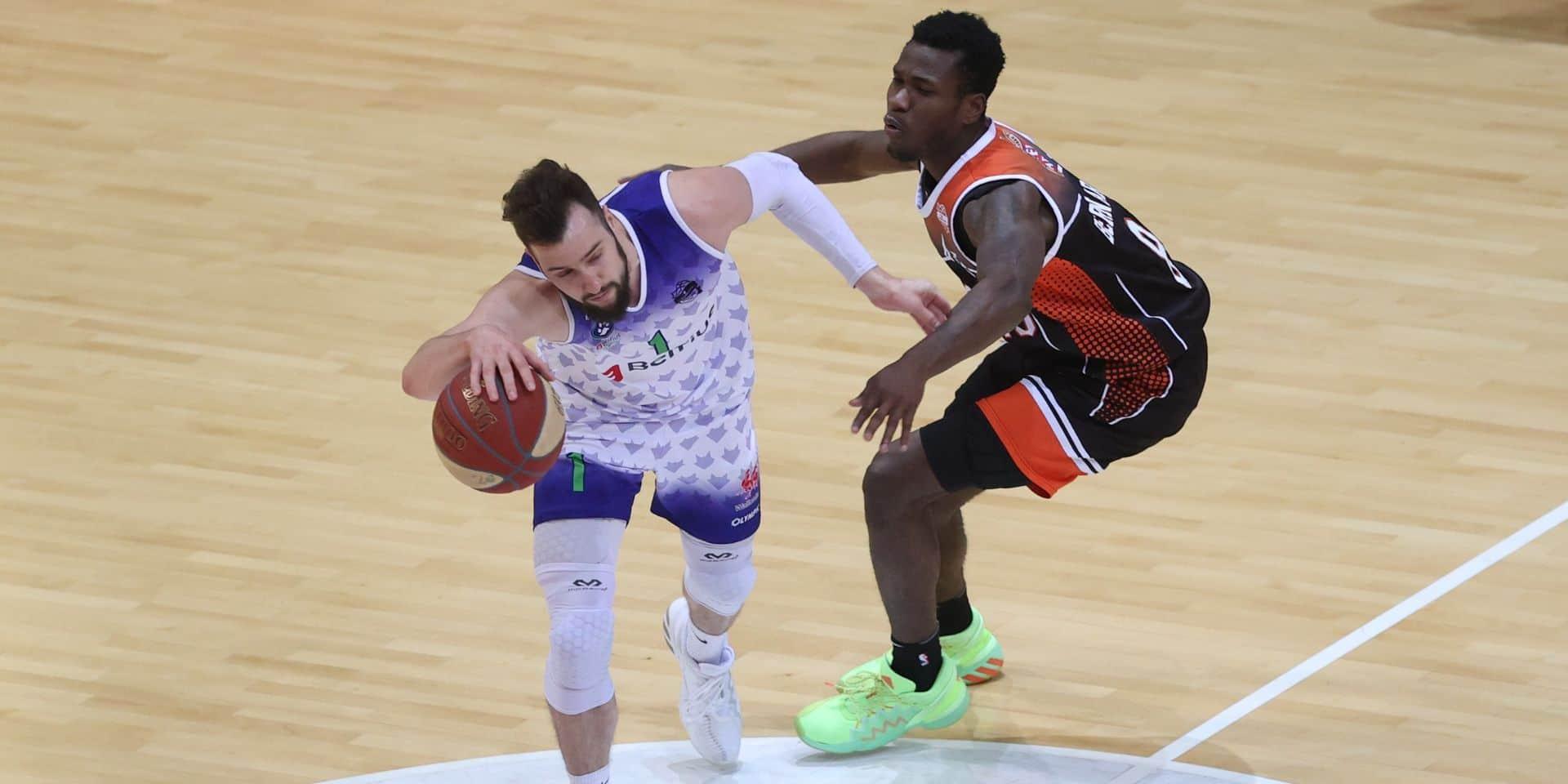 Euromillions Basket League: victoires pour Limburg United, Anvers et Louvain